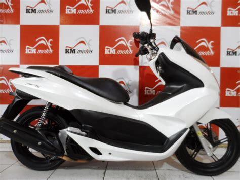 Pcx 2018 Financiamento by Honda Pcx 150 2014 Branca Km Motos Sua Loja De Motos