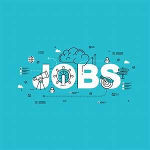 Jobs background design Vector   Free Download