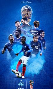 France World Cup 2018 Russia Phone Wallpaper by ...