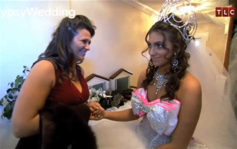 Photos Video 17-yr-old Shyanne Gets Married On My Big Fat