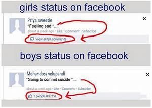 Girls Status on Facebook - indianfunpic.com
