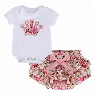 Aliexpress.com : Buy 2Pcs/Lot Newborn Infant Baby Girls ...