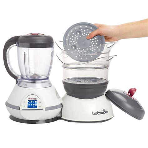 nutribaby robot de cuisine babymoov cherry babymoov