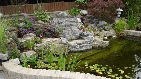pond design water feature installation perfect ponds