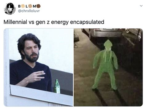 gen memes millennials meme vs millennial roasted getting roasts