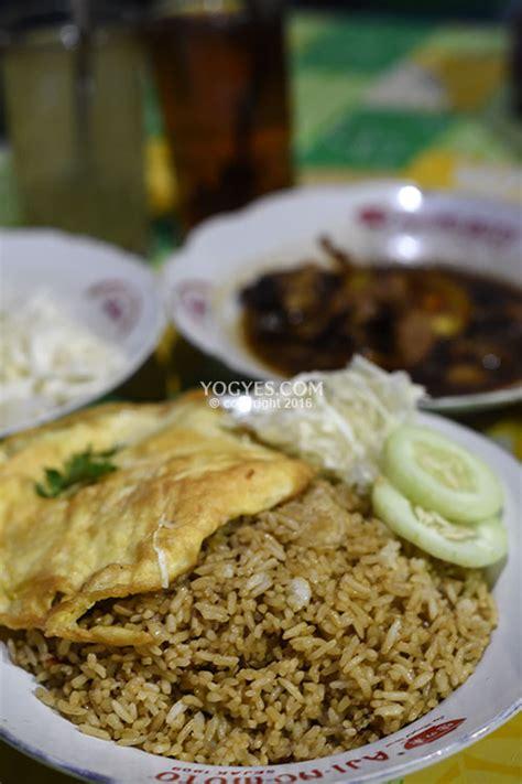 foto  nasi goreng beringharjo