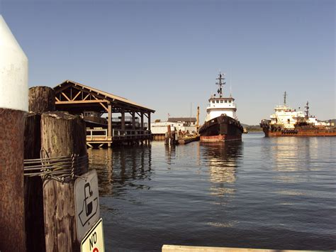The Boat Fish And Chips Coos Bay by Tug Boats Coos Bay Oregon Photography