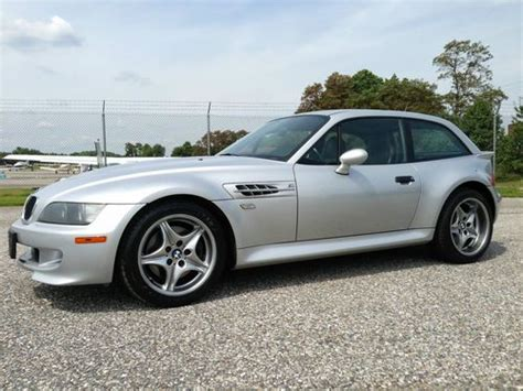 Sell Used 2002 Bmw Z3 M Coupe Coupe 2-door 3.2l Rare