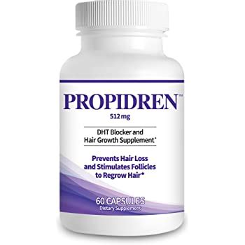 Amazon.com : Propidren by HairGenics - Hair Growth