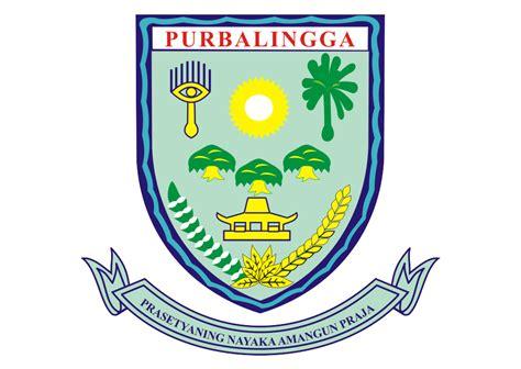 logo kabupaten purbalingga vector geografi