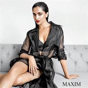 Deepika Padukone - Maxim Magazine India June/July 2017 ...