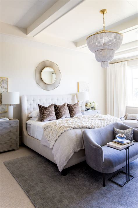 room redo neutral glam bedroom copycatchic