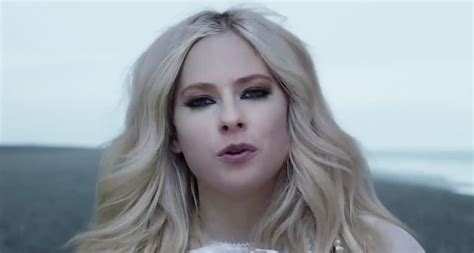 Avril Lavigne's 'head Above Water' Music Video Debuts