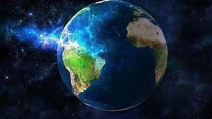 earth planet space nebula-space HD Widescreen Wallpaper ...