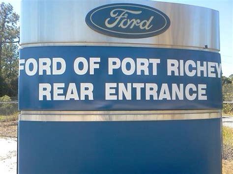 Port Richey, Fl 34668 Car Dealership