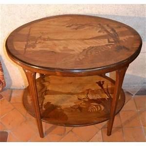 Art Nouveau Mobilier : meuble et mobilier ancien sur proantic art nouveau ~ Melissatoandfro.com Idées de Décoration
