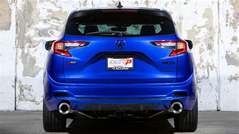 tuned  acura rdx packs  horsepower page