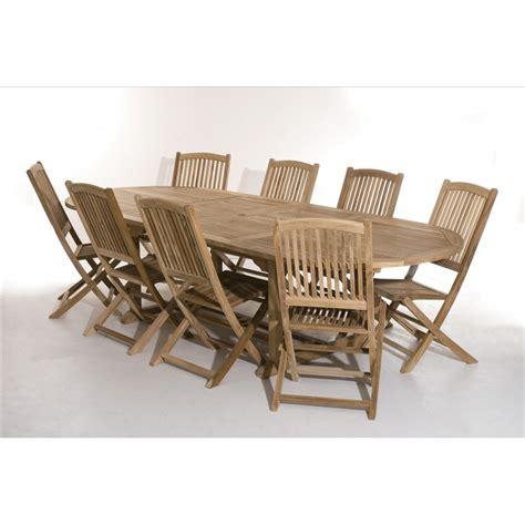 chaise de jardin en teck chaise de jardin en teck brut pliante 99cm summer pier