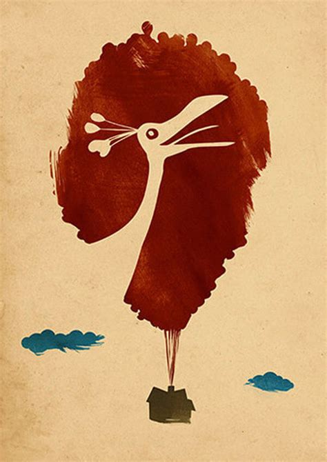 awesome minimalist posters  disney movies   loved