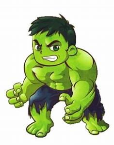 Baby Hulk Cartoon Cake Ideas and Designs
