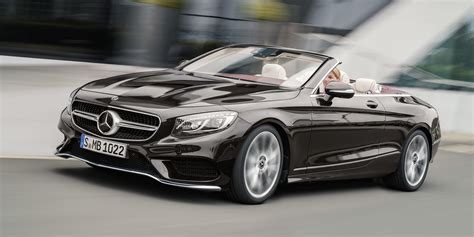 2018 Mercedesbenz Sclass Coupe, Cabriolet Revealed Here