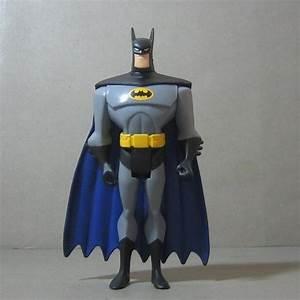 DC Universe JUSTICE LEAGUE UNLIMITED JLU Batman Fan ...