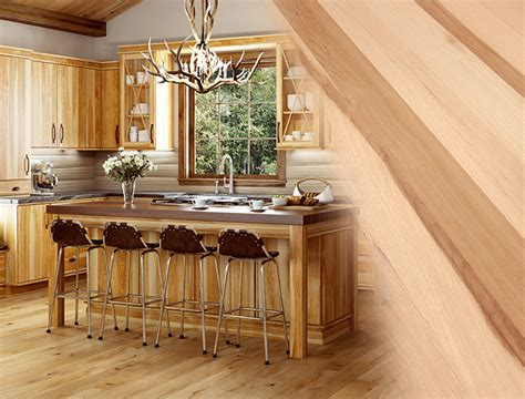 rustic hickory kitchen cabinets hickory rustic hickory creek cabinet company 4978