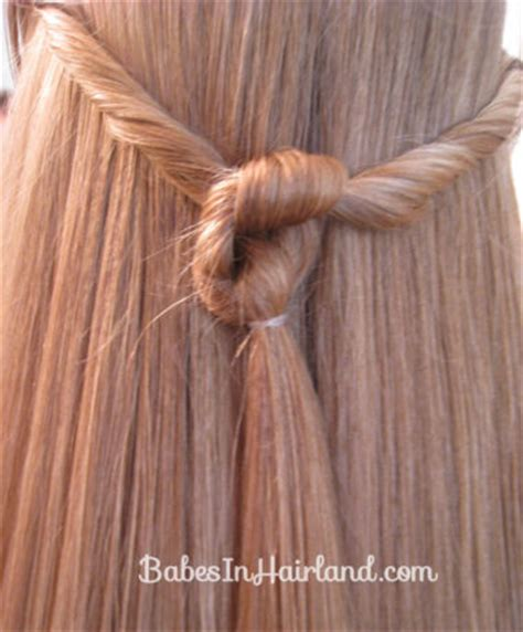 twisted knot hairstyle teen hairstyles babes  hairland