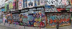 Résultat d'images pour les tags de la rue desnoyers paris