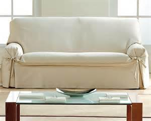 sofa cover housse canapé lacets florida houssecanape fr