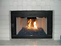 Fireplaces With Glass Rocks Fire Glass Fireplace Ice On Fire Fireplace And Firepit Pictures