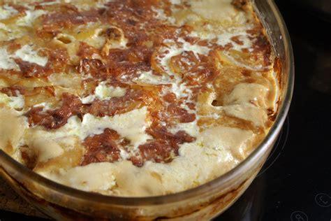 comment cuisiner du boudin blanc gratin de pommes de terre recette de gratin de pommes de