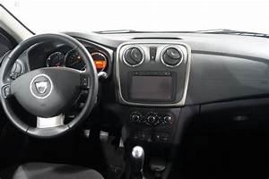 Fiche Technique Dacia Sandero Stepway 1 5 Dci 90 : voiture occasion dacia sandero 1 5 dci 90 fap stepway prestige 2014 diesel 22300 lannion c tes d ~ Medecine-chirurgie-esthetiques.com Avis de Voitures