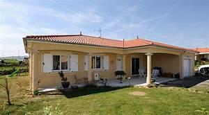 Maison Plain Pied En L : grande maison plain pied ob46 jornalagora ~ Melissatoandfro.com Idées de Décoration