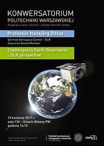 "Konwersatorium PW - ""Challenges in Earth Observation - DLR ..."