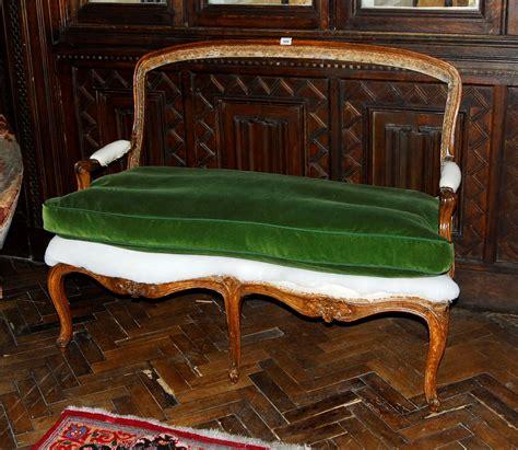 Divano Luigi Xv - divano luigi xv in noce intagliato xviii secolo