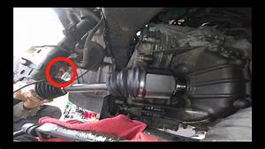 Detailed Cv Axle  U0026  Seal  Replacement Nissan Murano U221a Fix