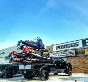 snowmobile lift