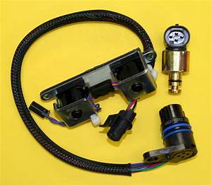 Governor Sensor Plus Lock-up And Od Solenoids  1996