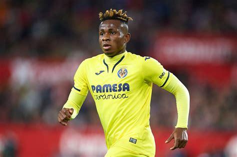 Samuel chukwueze (instagram/samuel chukwueze) instagram. OFFICIAL: Samuel Chukwueze gets new manager at Villarreal ...