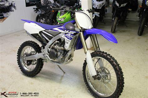 2015 Yamaha Yz250fx Dirt Bike For Sale
