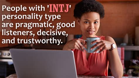 These Are Prominent Characteristics Of The Intj