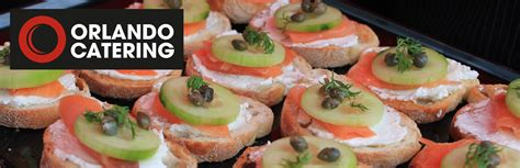 canapes finger food finger food canapes orlando catering