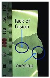 Typical Weld Defects Of Horizontal Welding