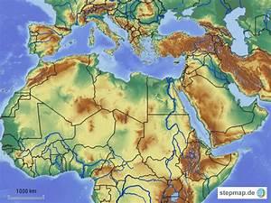 Deutschland Physische Karte : stepmap physische karte orient landkarte f r deutschland ~ Watch28wear.com Haus und Dekorationen