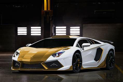 Mansory Carbonado Gold