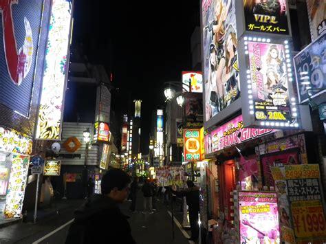 tokyo red light district planet trek great buddha tokyo tower shinjuku red light