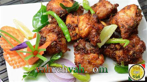 food chicken 65 recipe chicken 65 vahrehvah