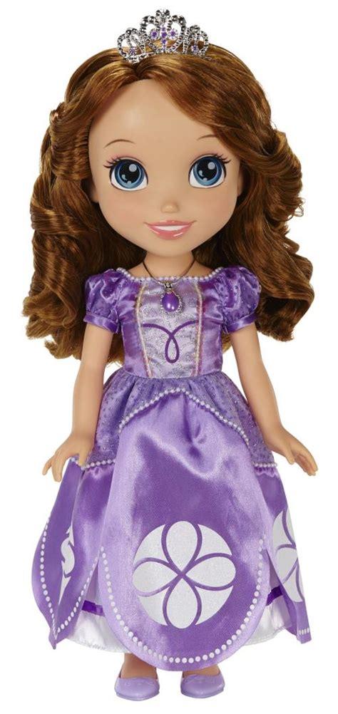 jeux cuisine fr poupée princesse sofia disney 38 cm poupée fnac com