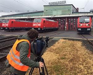 Suche Arbeit In Kassel : eisenbahn kurier vorbild und modell besuch bei bombardier transportation in kassel ~ Buech-reservation.com Haus und Dekorationen